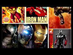 Nuevo! Iron Man Juguetes del Show de Iron Man