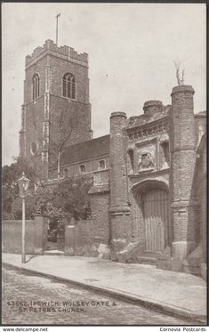 Cornovia_Postcards sells an item for until Monday, 25 May 2020 at BST in the Ipswich category on Delcampe Ipswich England, Ipswich Suffolk, Postcards For Sale, Vintage Postcards, Old Pictures, Old Photos, St Peter's Church, Tunbridge Wells, South Yorkshire