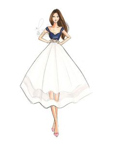 Bliss Print by HNIllustration on Etsy # Fashion art Bliss (Fashion Illustration Print) Fashion Drawing Dresses, Fashion Illustration Dresses, Fashion Illustrations, Fashion Dresses, Drawing Fashion, Dresses Art, Paper Fashion, Fashion Art, Trendy Fashion