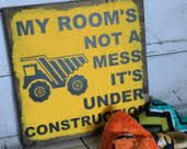 construction themed playroom - Google Search