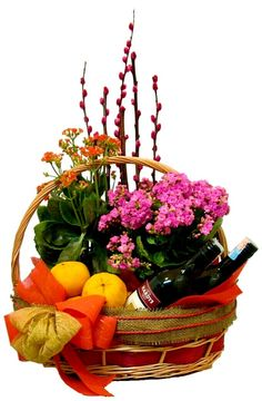 Chinese New Year Hampers & Flowers, ECNY16