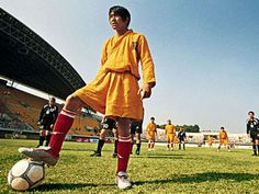 Top 10 Films about Football