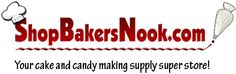 Cake Decorating Supplies - Candy Making Supplies, Baking Supplies