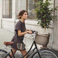 A Linus Dutchi is a beautiful bike for stylish cyclists