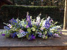 #rouwbloemstuk #veldbloemen #bloemwerkopmaat #wageningen #bennekom