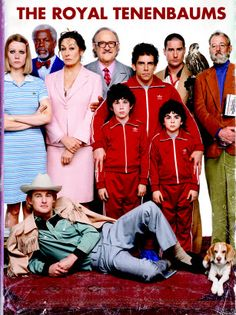 The Royal Tenenbaums (2001) by Wes Anderson