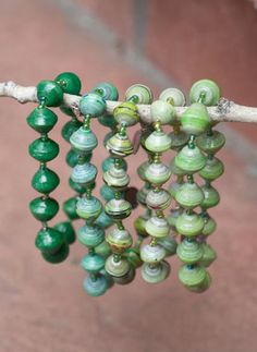BeadforLIfe's Holiday Joy: Bracelet Gift Set - Fair Trade and Sustainable