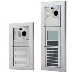 iKall Metal: het robuuste deurstation met elegantie