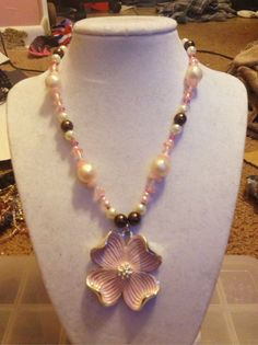 Love this cherry blossom inspired piece.