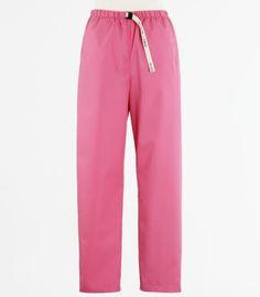 Scrub Med Womens Belted Scrub Pants in Mesa Rose