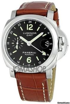 Panerai Luminor GMT Mens Watch PAM00244