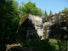 Hitler's Wolf's Lair, East Prussia ... somewhere near the Russian border - Wolfsschanze, Wolf's Lair, Gierloz Traveller Reviews - TripAdvisor