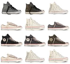 CONVERSE Chuck Taylor All Star Collar Studs   Fall 2013 Collection