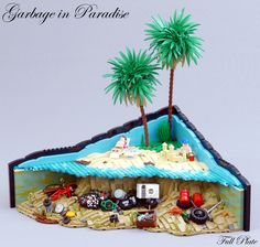 """Garbage in Paradise (5 of 5)"" by Emil Lidé: Pimped from Flickr"