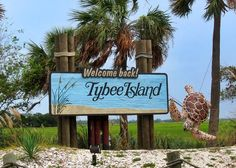 welcome to tybee island - Google Search