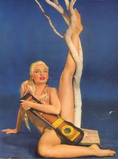 """God bless Lili St Cyr..(born Willis Marie Van Schaack, June 3, 1918 – January 29, 1999), prominent American burlesque dancer, she received the title of the most famous woman in Montreal throughout the late 1940s into the 1950s. However, Quebec's Catholic clergy condemned her act, declaring that whenever she dances """"the theater is made to stink with the foul odor of sexual frenzy."""""""