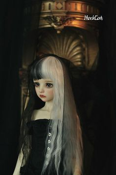 Ronia, 57cm Maskcat Girl - BJD Dolls, Accessories - Alice's Collections