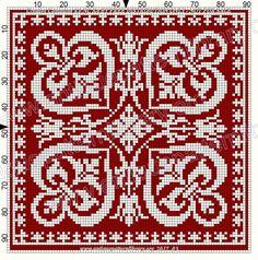 ru / Фото - Le Filet Ancien I - gabbach Cross Stitch Pillow, Cross Stitch Tree, Cross Stitch Borders, Cross Stitch Flowers, Cross Stitch Designs, Cross Stitching, Cross Stitch Embroidery, Embroidery Patterns, Cross Stitch Patterns
