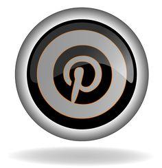 Pinterest Social Media transparent image