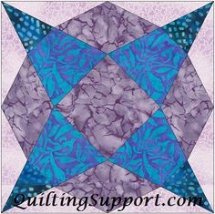 Star Template Quilting Patterns