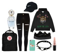 """its you"" by kingoliversykes on Polyvore featuring Gucci, River Island, Puma, Fjällräven, Corgi, Nike Golf, MAC Cosmetics en Marc Jacobs"