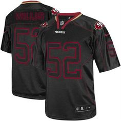Leonard Williams jersey Nike 49ers #52 Patrick Willis Lights Out Black Men's Stitched NFL Elite Jersey Raiders Kenny Stabler jersey Cole Beasley jersey