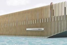 Vlotwateringbridge bat bridge by Next Architects