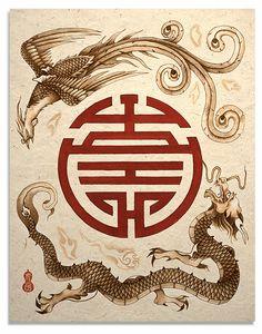 """Résultat de recherche d'images pour """"dragon phoenix"""""""