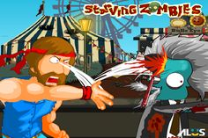 Starving Zombies for iOS – Game Review