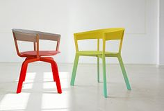 The Bikini Chair by Moroso - LOVE IT!!