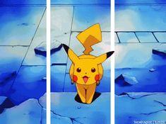 3d gif pikachu