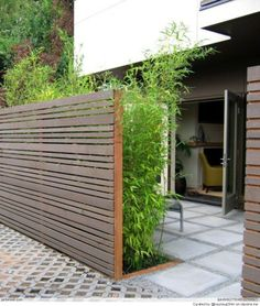 BAMBOO Fencing & Flooring Ideas