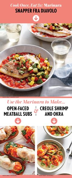 Get-ahead cooking to simplify weeknight dinners. | Cooking Light