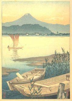 Date unknown - Koitsu, Tsuchiya - Banyugawa