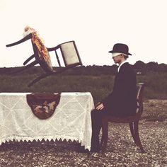 実体験を写真化。睡眠障害の悪夢から生み出されたニコラス・ブルーノの写真作品