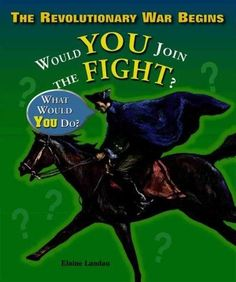 The Revolutionary War Begins: Would You Join the Fight?