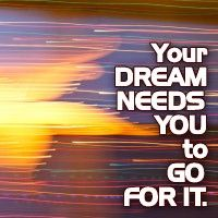 Make Your Dreams Come True by partnering with God: A BLOG POST
