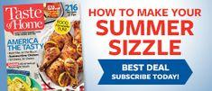 Zesty Salmon Burgers Recipe | Taste of Home Recipes
