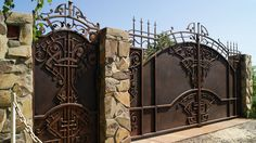 Gate Designs For Private House