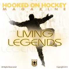 Living Legends - Sidney Crosby