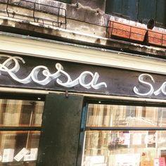 Rosa #tiposcallejeros