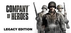 """Delivering a visceral WWII gaming experience, Company of Heroes redefines RTS by bringing the sacrifice of heroic soldiers, war-ravaged environments, and dynamic battlefields to life. This legacy version also grants access to the latest version of COH, just called """"Company of Heroes""""."""