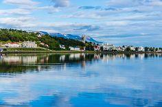 Akureyri, capitale d