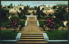 Wish You Were Here: Vintage Postcards From Hollywood