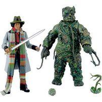 Doctor Who Seeds of Doom figure set - goHastings
