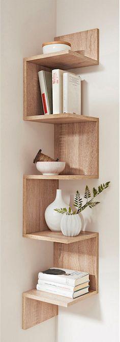 12 Best Corner shelves bedroom images in 2018 | Shelves, Diy ...