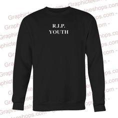 RIP youth Unisex Sweatshirts+