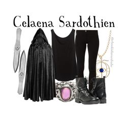 Celaena Sardothien from Throne of Glass - Polyvore