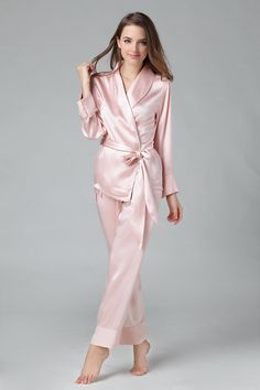 302 Best Silk Sleepwear images  de063a135