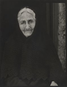 Kate Steele; Paul Strand (American, 1890 - 1976); 1954; Gelatin silver print; 14.8 x 11.7 cm (5 13/16 x 4 5/8 in.); 86.XM.683.39; Copyright: © Aperture Foundation